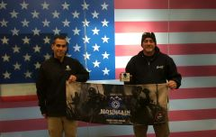 Charity Rep For Wounded Warriors