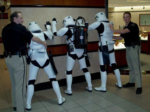 Foothills Mall - Star Wars Weekend EPISODE I