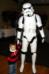 Peterson Air Force Base Star Wars Kid's Night
