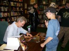 Troy Denning Book Signing; Highlands Ranch, CO