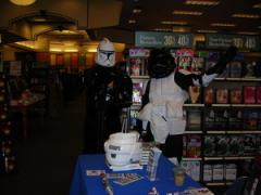 Barnes & Noble Book Signing; CO