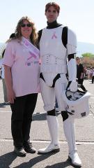 Making Strides Against Breast Cancer; Albuquerque, NM