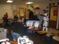 Odyssey Elementary School Visit 06