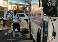 United Blood Services Blood Drive; Albuquerque, NM