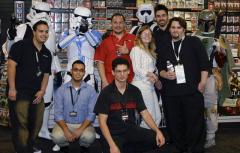 The Force Unleashed Launch; Albuquerque, NM
