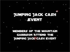 Jumping Jack Cash Event