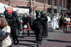 St. Patrick's Day Parade; Denver, CO
