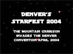 Starfest 2004