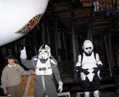 Sci-Fi Night - Scorpions Hockey; Albuquerque, NM