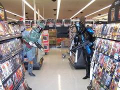 RS Star Wars Walmart DVD release
