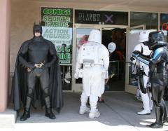 Free Comic Book Day; DRS