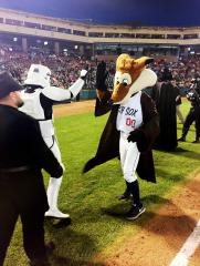 2018 Star Wars Night! Colorado Springs Sky Sox v. Salt Lake Bees
