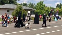 Park Hill Parade - 07/04/19